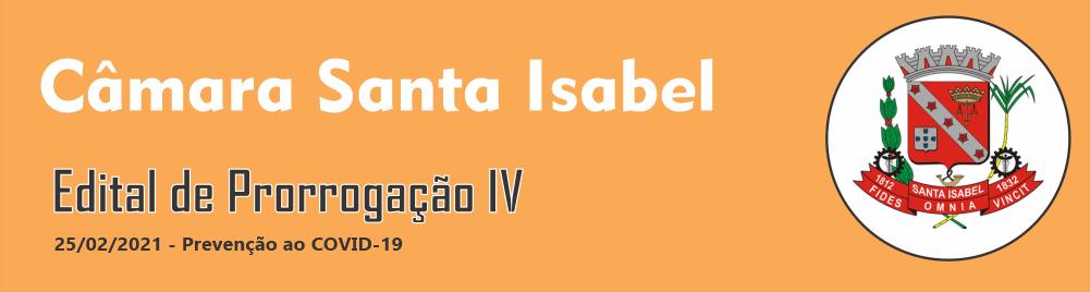 Concurso Público Câmara Santa Isabel