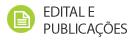 Edital e Publicações